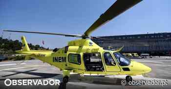 Autarcas do Porto, Valongo e Maia vincam necessidade de um heliporto no Hospital de S. João - Observador