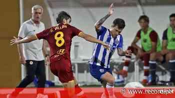 As notas dos jogadores do FC Porto frente à Roma, com análise à lupa aos três reforços - Record