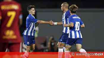 FC Porto-Roma, 1-1: reação de quem se recusa a abrandar - Record