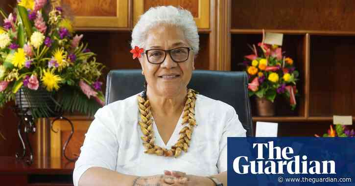 On China, Covid-19 and being the first woman in the job: Samoa's first female PM– video
