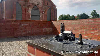 Wismarer Marienkirchturm gleich dreimal im Blick - Wismar - myheimat.de - myheimat.de