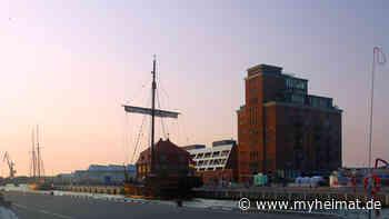 Abendstimmung am Hafen von Wismar - Wismar - myheimat.de - myheimat.de