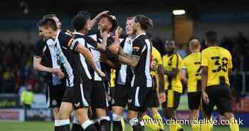 Burton Albion 0-2 Newcastle United: Joelinton and Murphy seal comfortable win