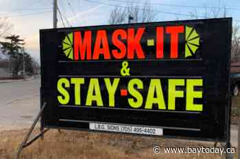 Health Unit says that mask has been protecting you against more than COVID-19