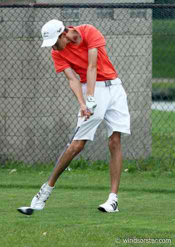 Mauro looking forward to challenge of Canadian Men's Amateur Championship at Ambassador Golf Club