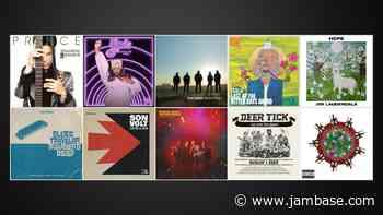 Today's New Albums: Prince, Yola, Los Lobos, Charlie Parr, Jim Lauderdale & More - JamBase