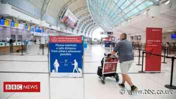 Coronavirus: 'Frantic' efforts to fix NI Covid passport system - BBC News