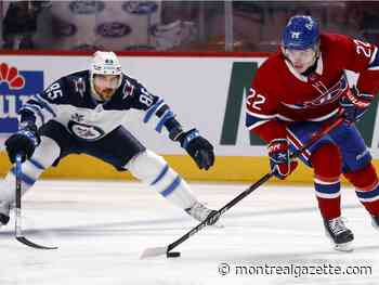 Mathieu Perreault gains fresh start with Canadiens