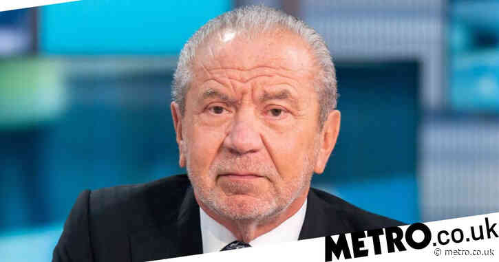 Lord Alan Sugar warns of 'real risk' if privatisation of Channel 4 goes ahead: 'I believe it would be a bad thing'
