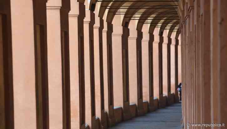 I portici, e via - la Repubblica