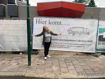 Dymphna opent een kinderdagverblijf in Aalst: 'Emotionele veiligheid is het allerbelangrijkste' - indebuurt
