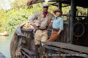 Jungle Cruise review: Disney's river adventure makes it easy to get swept away