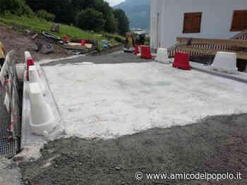Agordo, riapre al pubblico il nuovo ponte in Val di Frela - L'Amico del Popolo
