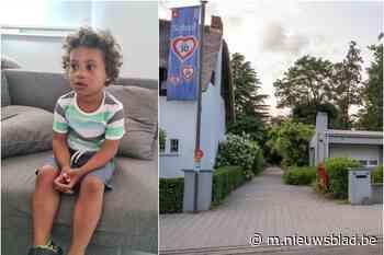 """4-jarige Aiden ontsnapt uit buitenschoolse opvang: """"Schandal... (Wilrijk) - Het Nieuwsblad"""