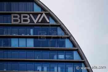 El banco español BBVA vuelve a los beneficios en el primer semestre del año - EFE - Noticias