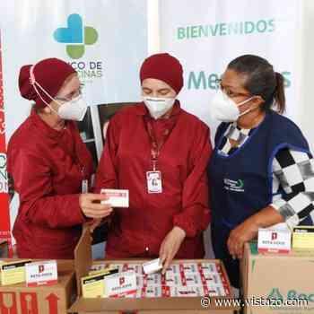 Más de 97.000 beneficiarios registra el Banco de Medicinas Vita Sanus - Vistazo