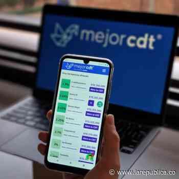 MejorCDT es la plataforma para conocer cuál es el banco más rentable para su inversión - La República