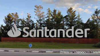 El Banco Santander espera repartir un dividendo del 50% de su beneficio - Vozpópuli