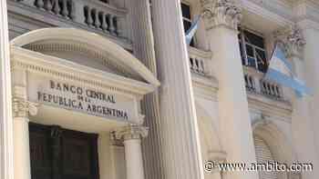 El Banco Central vendió unos u$s70 millones, primer saldo negativo en 3 meses - ámbito.com