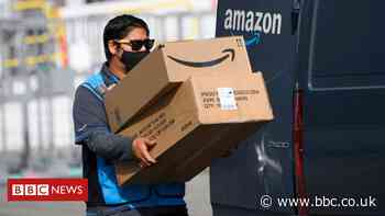 Amazon predicts slower sales growth as Covid boost eases