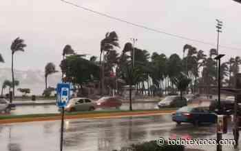 Prevén lluvias fuertes en Acapulco para la tarde-noche - Noticias de Texcoco