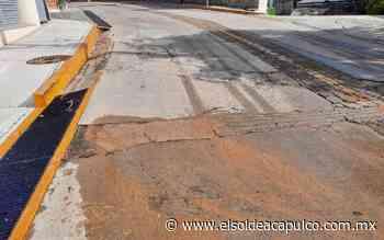 CAPAMA no atiende quejas por fugas de agua - El Sol de Acapulco