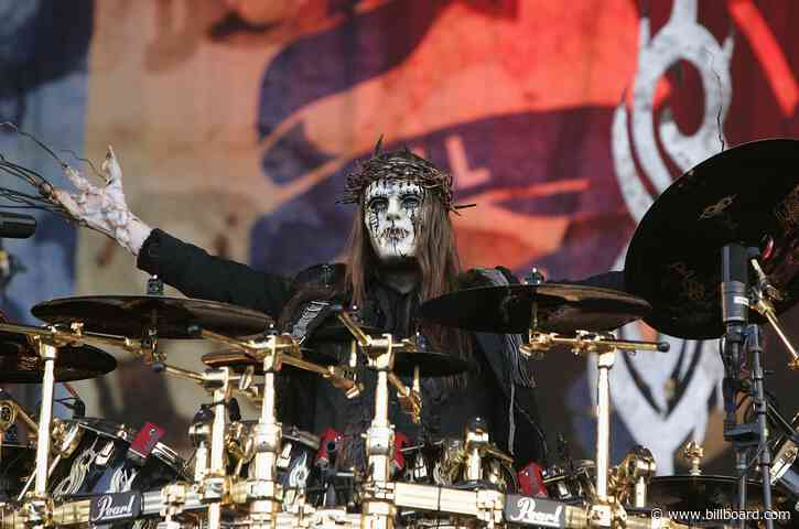 Slipknot Share Tribute Video After Joey Jordison's Death: 'Without Him There Would Be No Us'