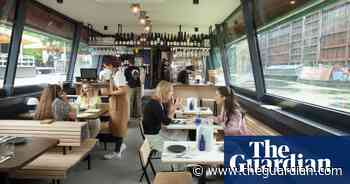 The Cheese Barge, London W2: 'Delicious daftness' – restaurant review - The Guardian