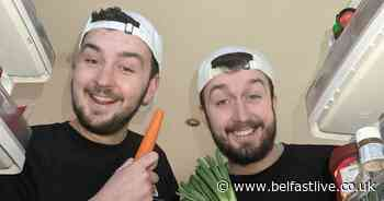 Meet the Belfast brothers creating tasty veggie food inspiration - Belfast Live