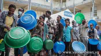 UN warns of acute food insecurity in 23 hunger hotspots - Vatican News
