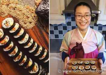Seunghui Mulhern's Korean 'Seoul Food' proving a big hit in Derry - Derry Journal