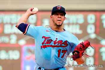 Blue Jays acquire right-hander Berrios from Twins