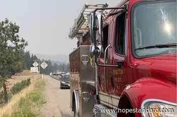 Serious two-vehicle crash on Highway 3 near Princeton – Hope Standard - Hope Standard