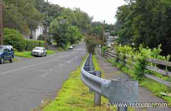 Hope Street sidewalk reconstruction in Greenfield starts Monday - The Recorder