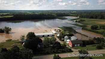 Niagara County leaders hope for aid for July 20 flood damage - Buffalo News