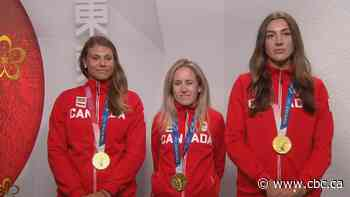 Canada's golden rowers hope to inspire next generation of young athletes - CBC.ca