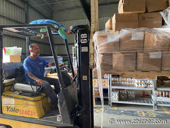 Room to grow: Hope Center moves into new warehouse - Chico Enterprise-Record
