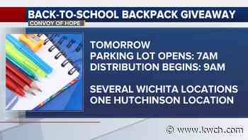 Convoy of Hope Back to School event this weekend - KWCH