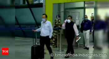 Coronavirus: Central team arrives in Kerala amid rise in Covid cases - Times of India