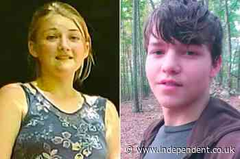 Girl, 13, reported missing and in 'imminent danger' in national park found after sending SOS message