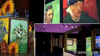 Calgarians invited to step beyond the frame at immersive Van Gogh exhibit