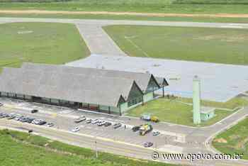 Aeroportos de Jericoacoara e Aracati estimam retomar movimentação de passageiros neste mês - O POVO