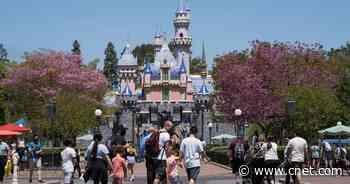 Disney World and Disneyland bring back indoor mask mandate: The latest on global Disney parks     - CNET
