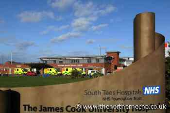 South Tees NHS treating Covid patients 'younger' and unvaccinated - The Northern Echo