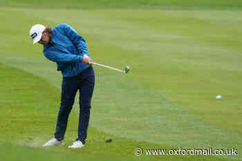 Abingdon's Eddie Pepperell tees off in Northern Ireland - Oxford Mail
