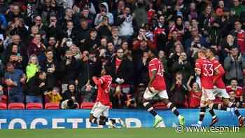 Manchester United vs. Brentford - Football Match Report - July 29, 2021 - ESPN India
