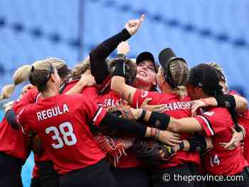 Softball CEO promises to take advantage of 'traction' for sport after Canadian bronze medal