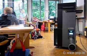 Luftfilter für alle, die nicht geimpft werden können - Passauer Neue Presse