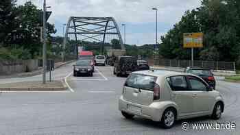 Franz-Josef-Strauß-Brücke in Passau wird erst später saniert - BR24