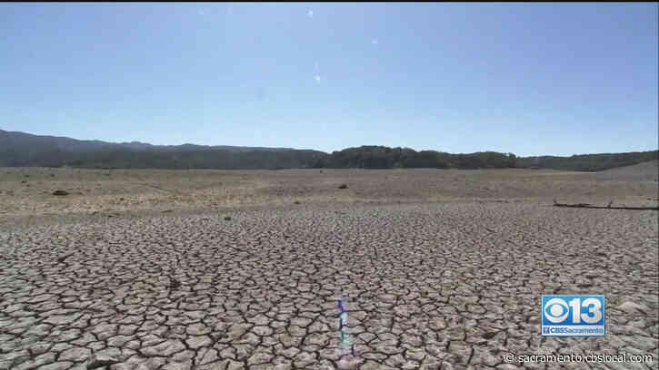 Yolo County Residents Urged To Conserve Water Due To Extreme Drought Conditions